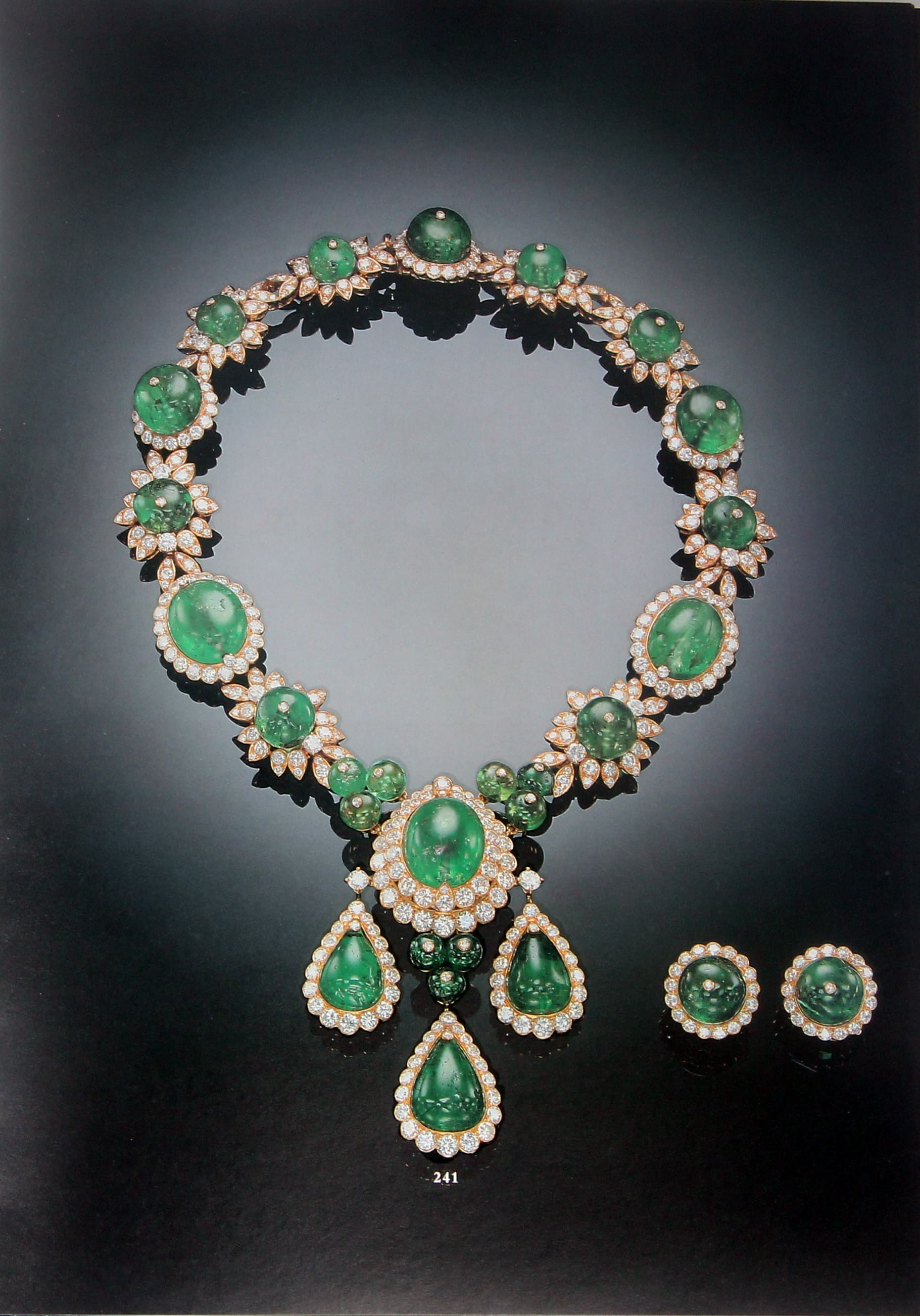 Jewels From The Personal Collection Of Princess Salimah