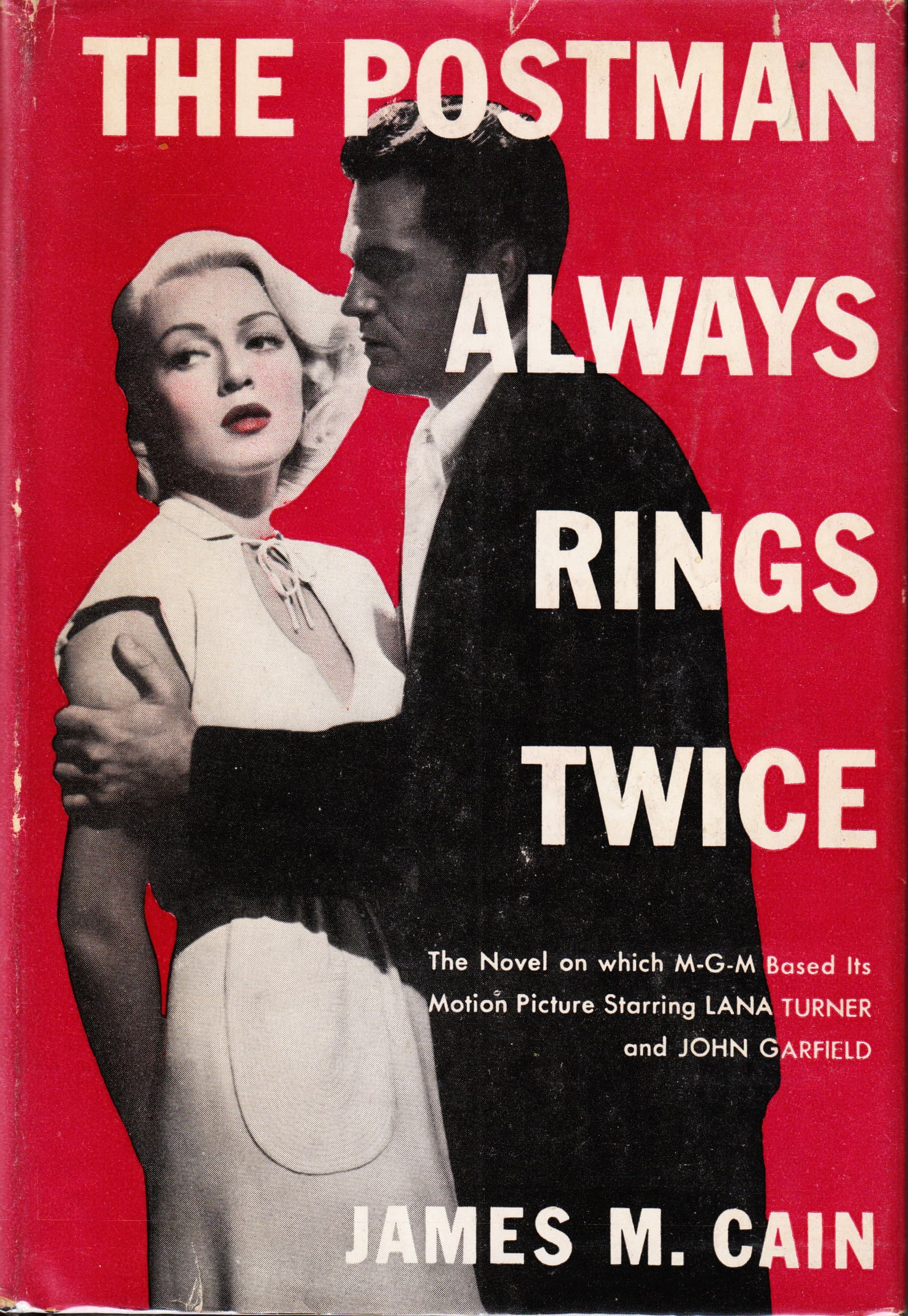 the postman always ring twice The postman always rings twice summary of box office results, charts and release information and related links.